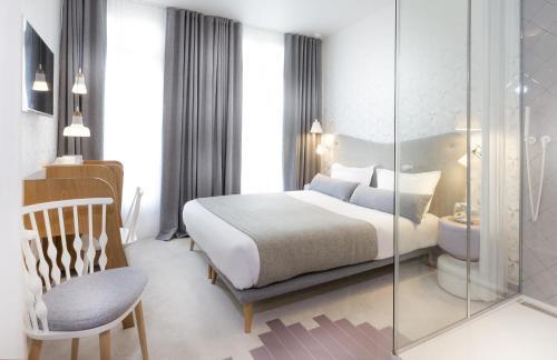 Hotel le Lapin Blanc : Hotel near Paris 5e Arrondissement
