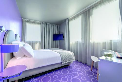 Appart'City Confort Paris Velizy : Guest accommodation near Saclay