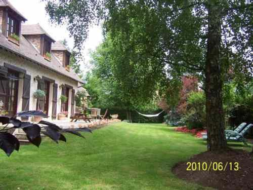 Aux Marguerites : Guest accommodation near Saint-Clair-sur-Epte
