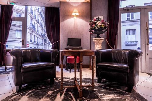 Hotel De Senlis : Hotel near Paris 5e Arrondissement