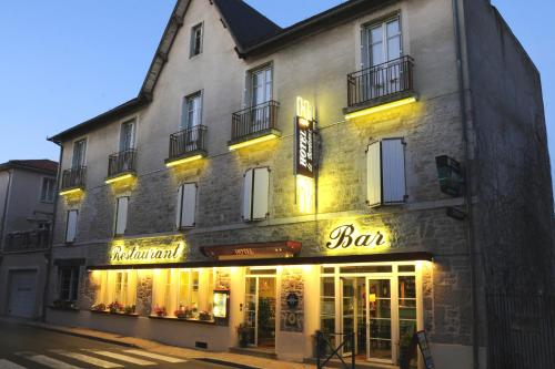 Hotel de Bordeaux : Hotel near Gramat