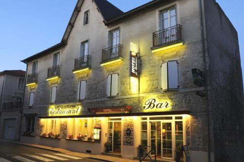 Hotel de Bordeaux : Hotel near Albiac
