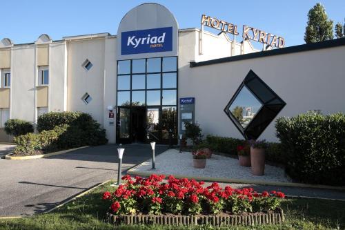 Kyriad Limoges Sud - Feytiat : Hotel near Limoges