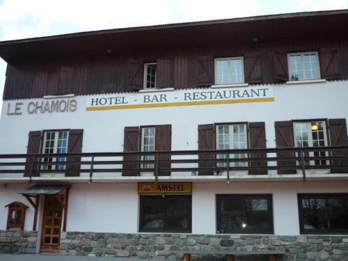 Hotel le Chamois : Guest accommodation near Vars