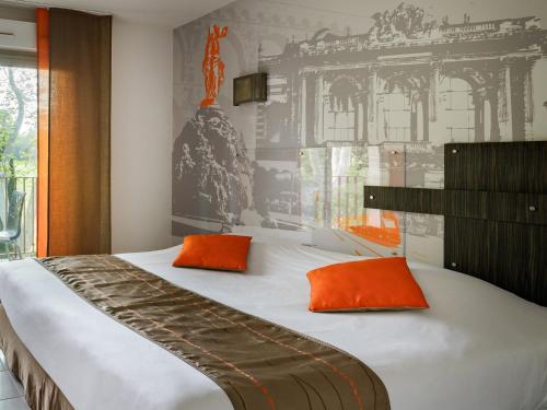 Lagrange Aparthotel Montpellier Millénaire : Guest accommodation near Baillargues