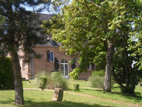 Gite de Peche : Guest accommodation near Monthault