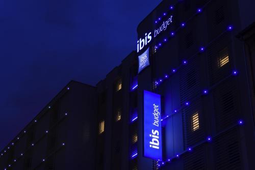 ibis budget Lyon Centre Confluence : Hotel near Sainte-Foy-lès-Lyon