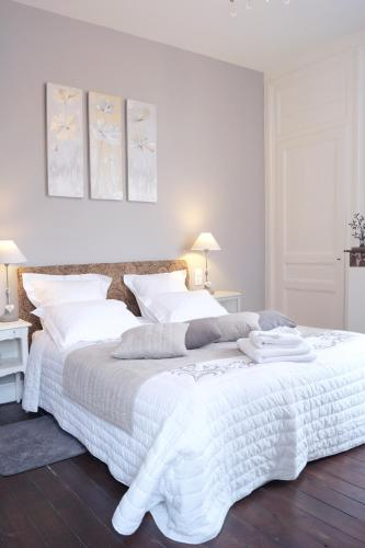Chambres d'Hôtes- Lille aux Oiseaux : Bed and Breakfast near Fromelles