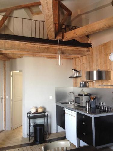 Toits Republique : Apartment near Le Vésinet