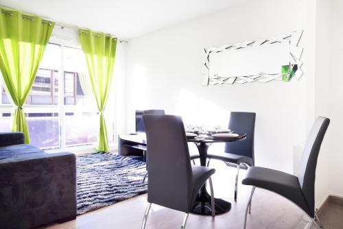 Appart Coeur De Lyon - Part Dieu - Brotteaux (111Vert) : Apartment near Lyon 3e Arrondissement