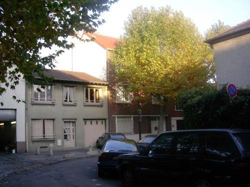 Appartements Parisiens : Apartment near Saint-Denis