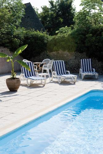 Hotel Les Charmes : Hotel near Aubigny-la-Ronce