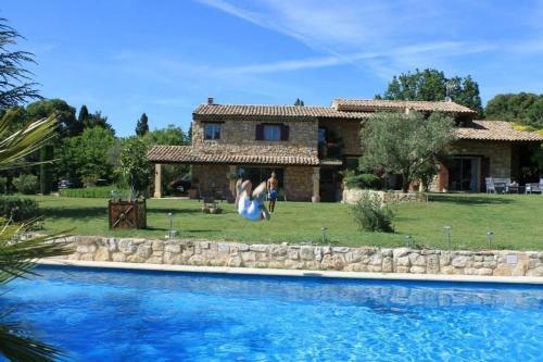 Gite au coeur de la provence : Guest accommodation near Saint-Cannat
