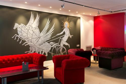 Mercure Bordeaux Lac : Hotel near Saint-Vincent-de-Paul