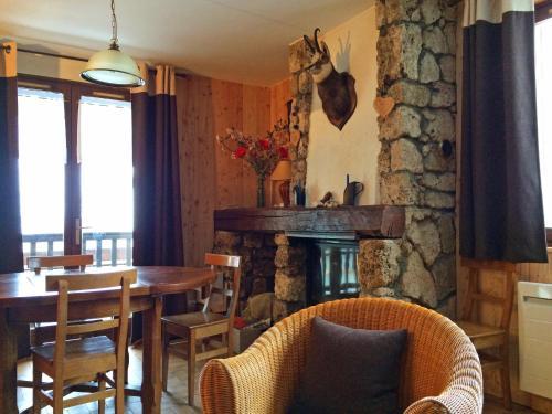 Breche Pacave : Guest accommodation near La Grave