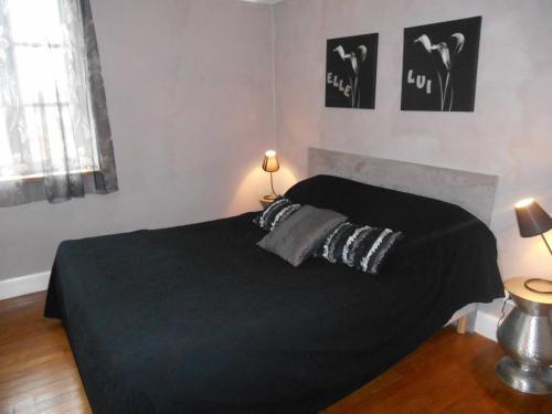 Escampette : Guest accommodation near Varenne-l'Arconce