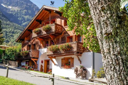 Auberge le Montagny : Hotel near Les Houches