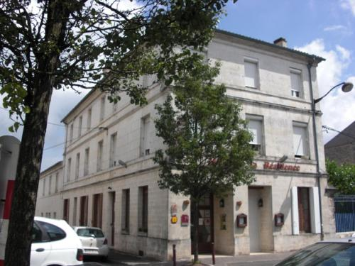 Hôtel La Résidence : Hotel near Boutiers-Saint-Trojan