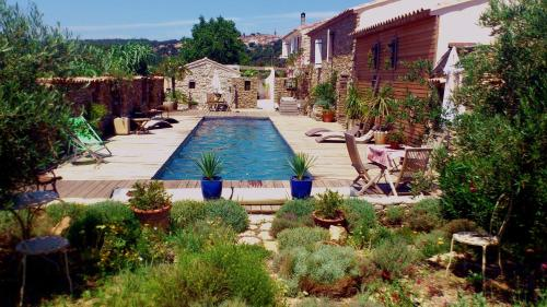 La Bastide des Sources : Bed and Breakfast near Le Castellet