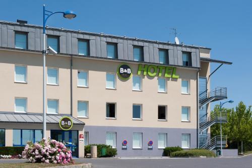 B&B Hôtel Châlons-en-Champagne : Hotel near Somme-Bionne