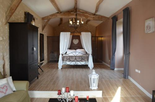 Domaine Les Jourdis : Guest accommodation near Nastringues