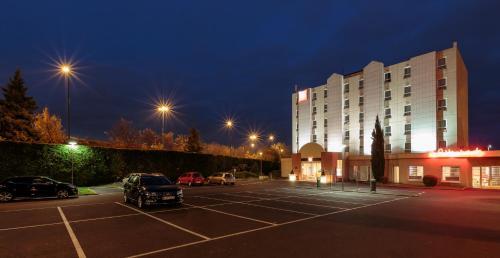 ibis Clermont Ferrand Sud Herbet : Hotel near Orcet