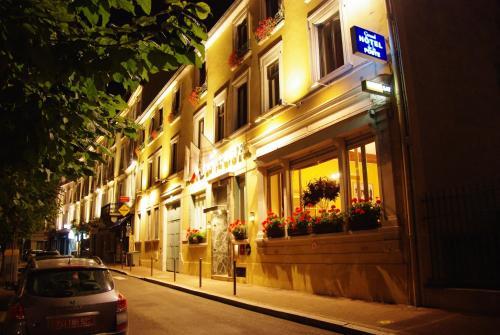 Citotel Grand Hotel De La Poste - Lyon Sud - Vienne : Hotel near Pommier-de-Beaurepaire