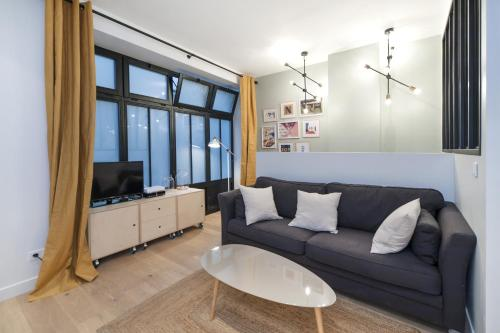 Pick a Flat - Virtue Boutique Apartments, Le Marais : Apartment near Paris 3e Arrondissement