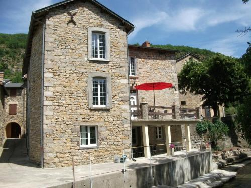 Gite la Petite Boynarde : Guest accommodation near Compeyre