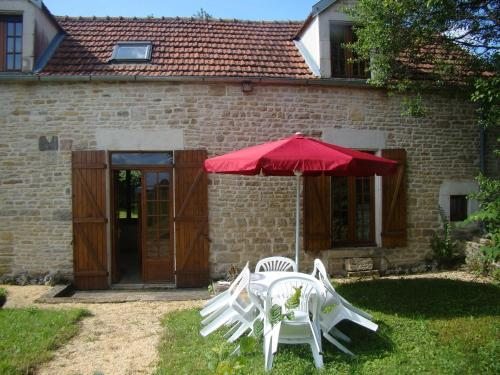 La maison d'Agnes en Haute Bourgogne : Guest accommodation near Saint-Germain-lès-Senailly