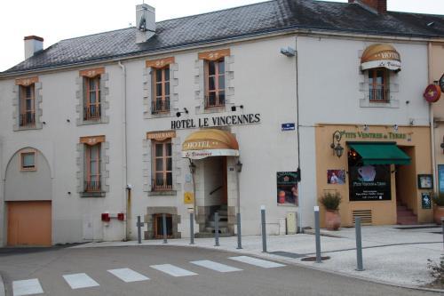 Les Pastels : Hotel near La Roche-sur-Yon