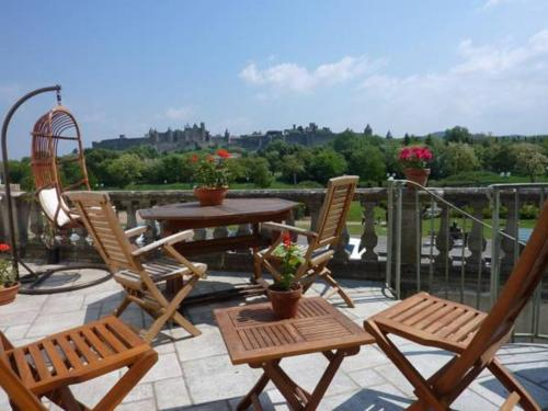 Carcassonne Guesthouse : Bed and Breakfast near Cavanac