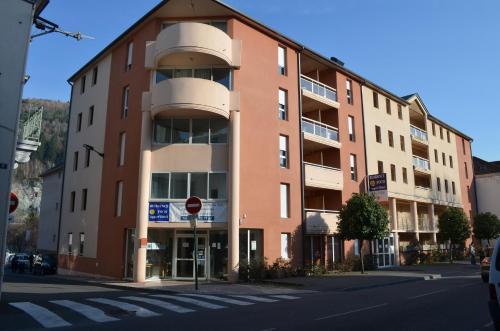 Résidence Foch : Guest accommodation near Aspin-en-Lavedan