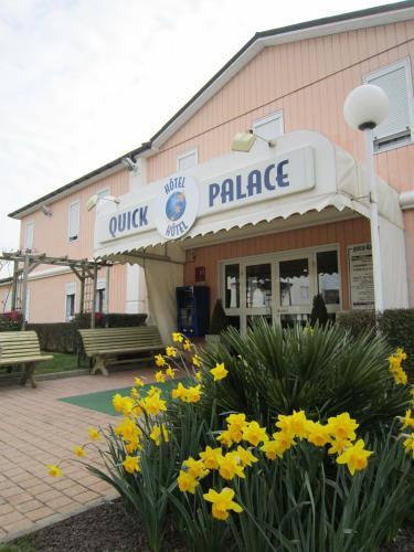 Quick Palace Nantes La Beaujoire : Hotel near Sainte-Luce-sur-Loire