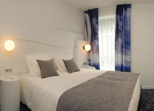 Comfort Hotel Centre Del Mon Perpignan : Hotel near Peyrestortes