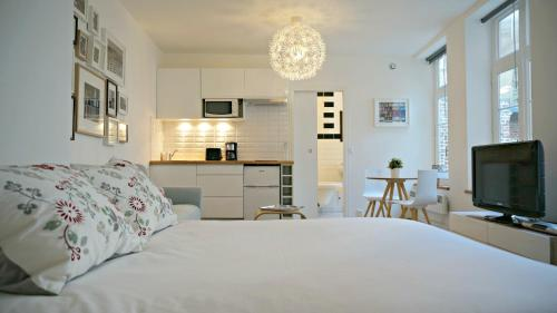 Little Suite - Oscar : Apartment near Prémesques