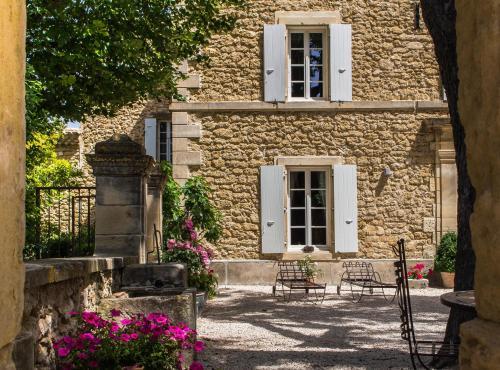 La Moutière : Guest accommodation near Chamaret