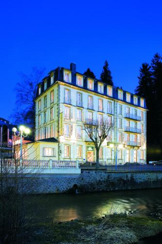Le Parc Des Fees : Hotel near Chastreix