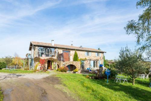 La Verdine : Guest accommodation near Saint-Maurice-l'Exil