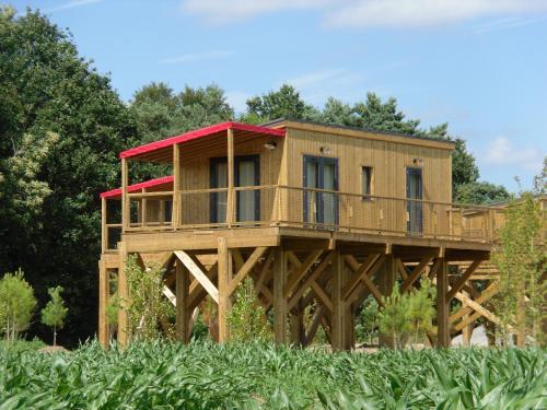 Domaine de Kervallon : Guest accommodation near Comblessac