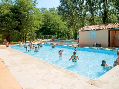 La Bastide : Guest accommodation near Saint-Amans