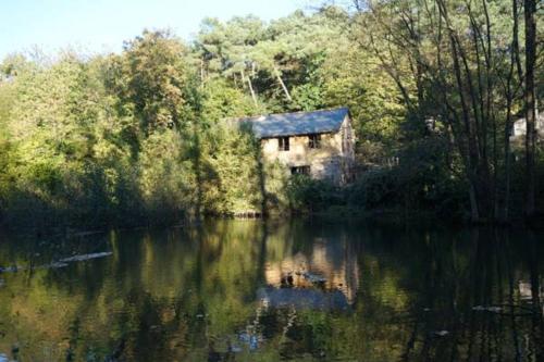 Le triskel de Bertaud : Apartment near La Noë-Blanche
