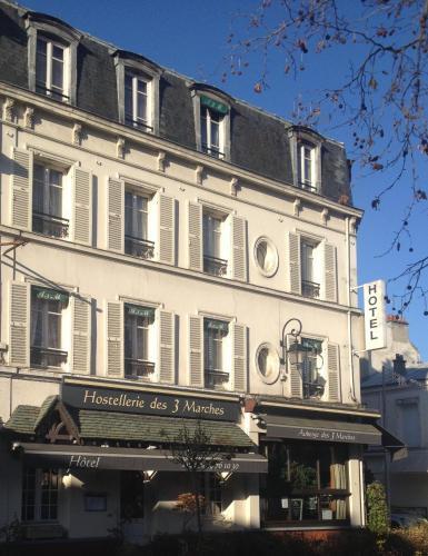 L'Auberge des 3 Marches : Hotel near Chatou