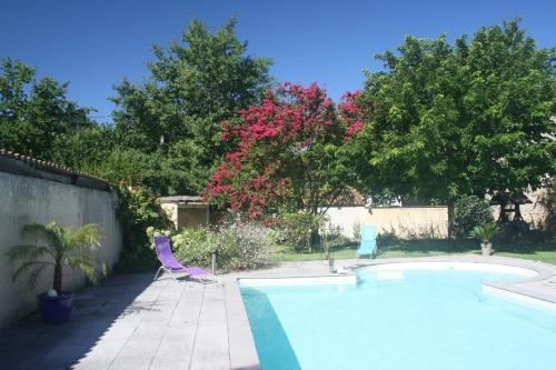 Le Clos de la Salamandre : Guest accommodation near Touzac