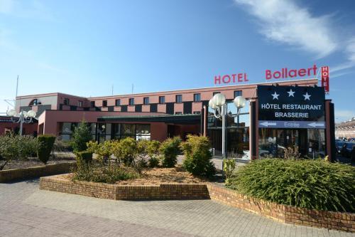 Hotel Bollaert : Hotel near Méricourt