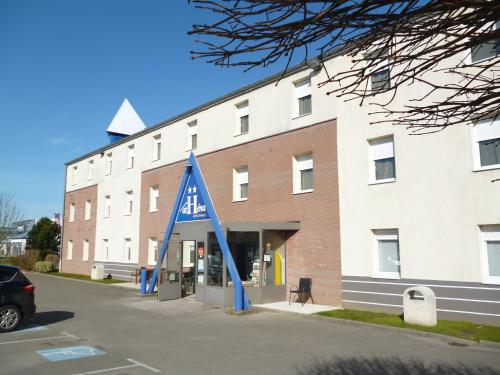 Hôtel Athéna Friville - Le Tréport : Hotel near Le Translay