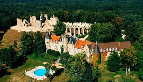 Chateau De Fere : Hotel near Billy-sur-Aisne