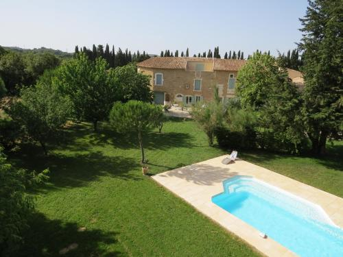 Mas De Martinet : Bed and Breakfast near Sernhac