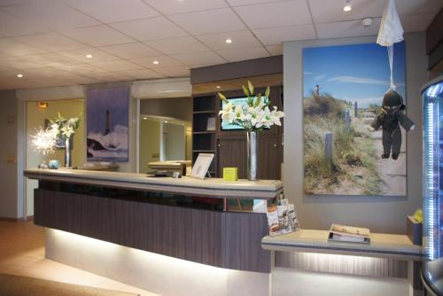 Logis Le Sainte Mere : Hotel near Boutteville