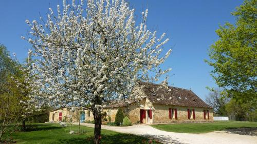 La Borie du Chevrier : Bed and Breakfast near Rives